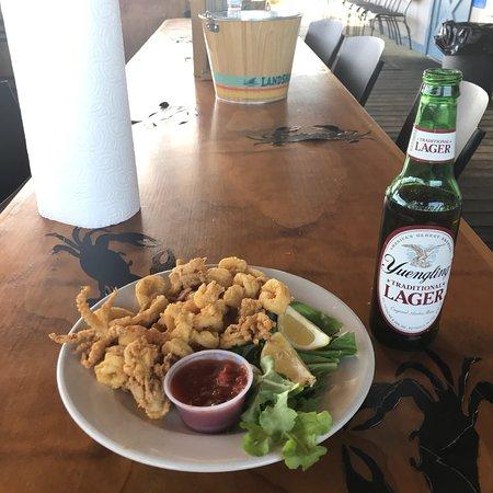 Bubba Jax Crab Shack : Calamari was great!