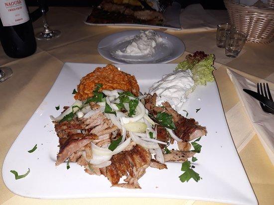 Sittensen, Allemagne : Restaurant Mylos