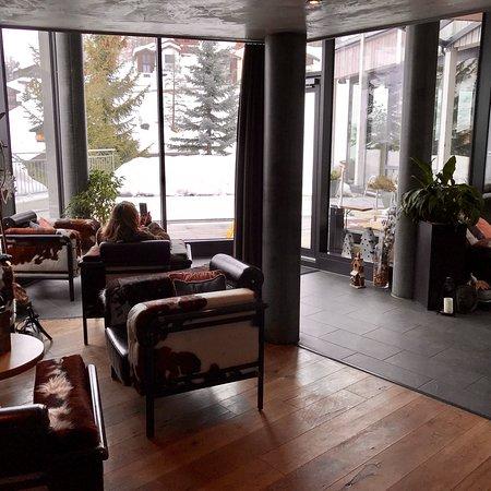 Picture of matterhorn focus design hotel for Designhotel 54