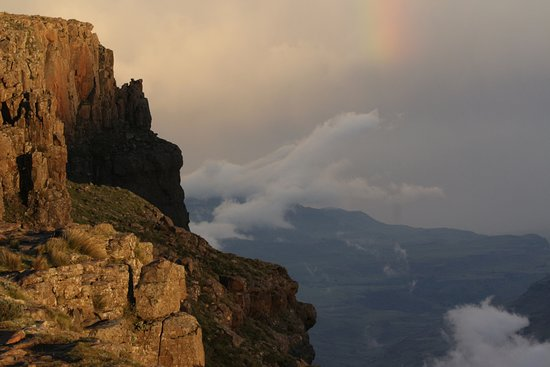 Collection of photographs from sani pass and lodge