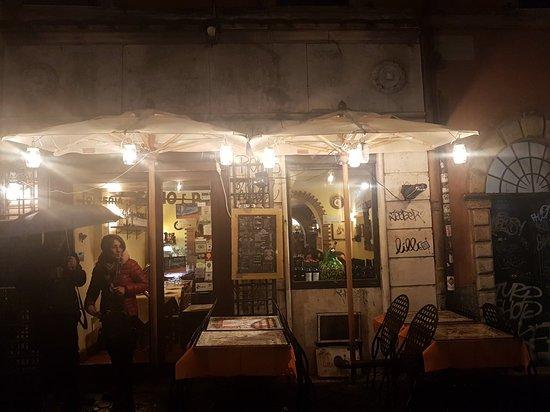 Osteria Cacio E Pepe In Trastevere 20180304 215050 Large Jpg