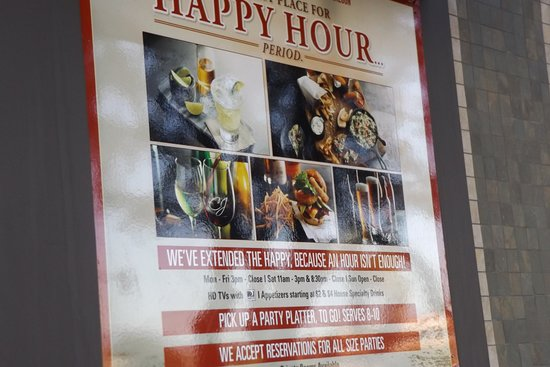 Happy Hour Picture Of Claim Jumper Restaurants Burbank