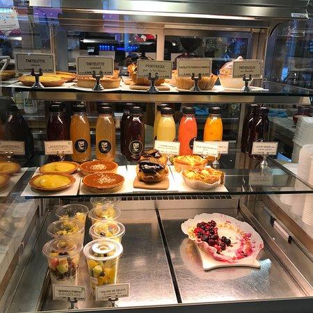 Le pain quotidien saint lazare paris restaurant avis num ro de t l phone photos tripadvisor - Restaurant saint lazare paris ...