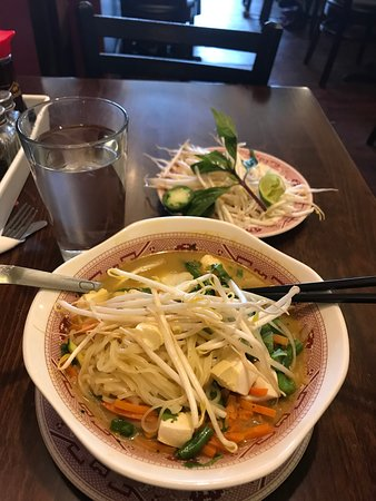 Amherst, MA: One of many pho