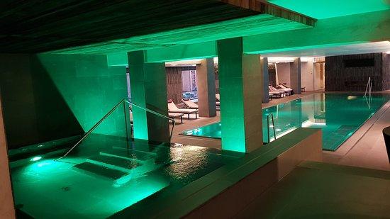 zimmerlampe bild von elisabeth hotel premium private retreat mayrhofen tripadvisor. Black Bedroom Furniture Sets. Home Design Ideas