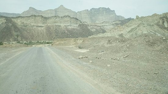 Gwadar, Pakistan: Hingol National Park