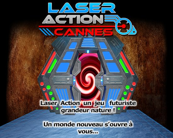Laser Action Cannes