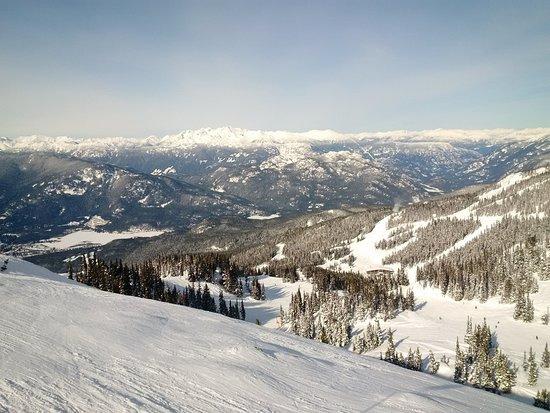 Whistler, Kanada: Blackomb, BC #1World1Date1Day