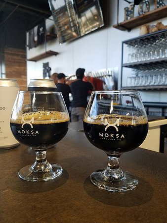Rocklin, Καλιφόρνια: Stouts that are better than most, Yippee!
