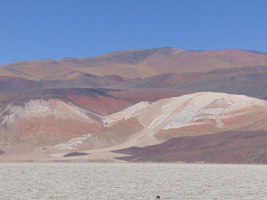 Antofagasta de la Sierra, Argentina: Salar de Antofalla