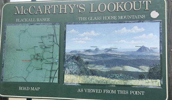 Nice picnic area Picture of McCarthys Lookout Maleny TripAdvisor