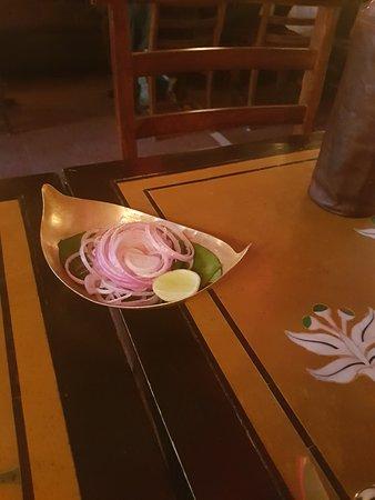 Veda: Salad