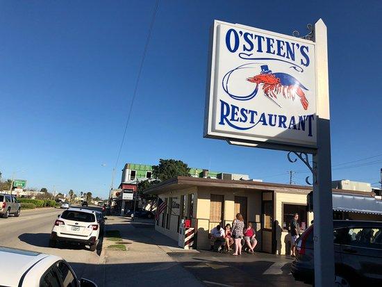 Osteen Seafood Restaurant