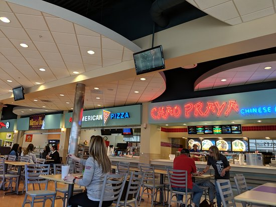307f10cc7c63 Food court - Picture of Outlet Shoppes at Oklahoma City