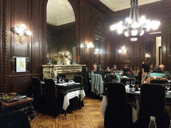 Salão principal - Picture of Club del Progreso Restaurante, Buenos Aires - Tripadvisor
