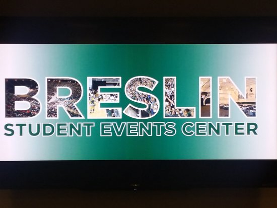 Jack Breslin Student Events Center: Jack Bresiln - An MSU Legend