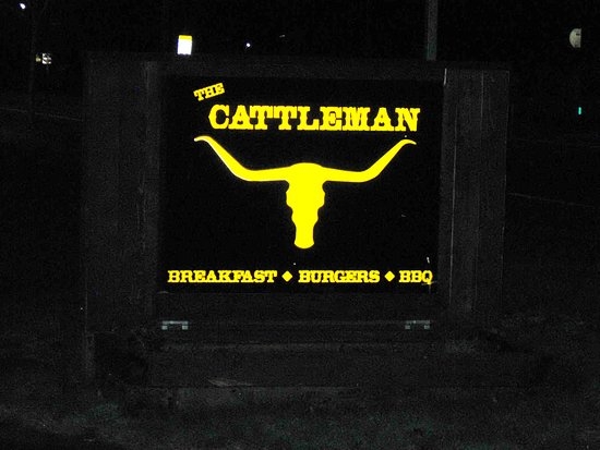 Yelm, WA: The Cattleman Returant