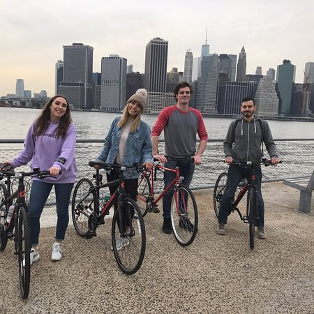 Brooklyn Giro Bicycle Tours: Brooklyn Tour, March 1st.