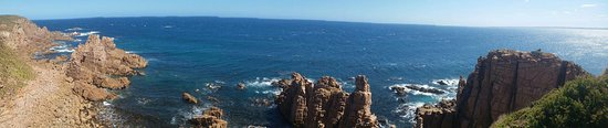 Cape Woolamai, Australien: Incredible views