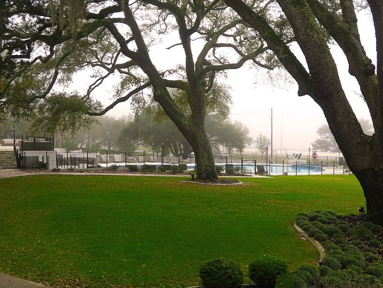 White House Hotel, Biloxi, MS - Pool in February - Picture