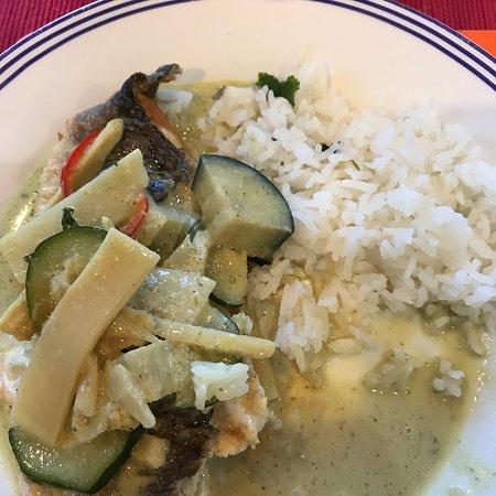 Jintana Thai Restaurant Menu
