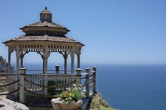 Gorda Springs Resort: Ocean View Gazeebo
