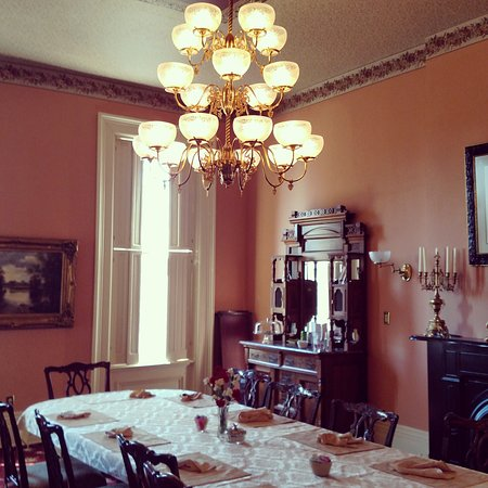 Schenck Mansion Bed Breakfast