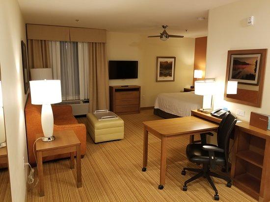 Homewood Suites by Hilton Winnipeg Airport-Polo Park, MB: King Suite
