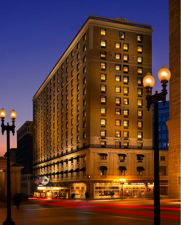 Great Location But Hotel Needs Refurbishment Review Of Omni Parker House Boston Tripadvisor