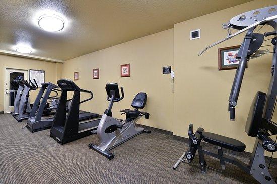 Gladstone, Oregón: Health club