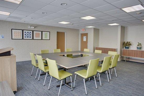 Chickasha, Oklahoma: Meeting room