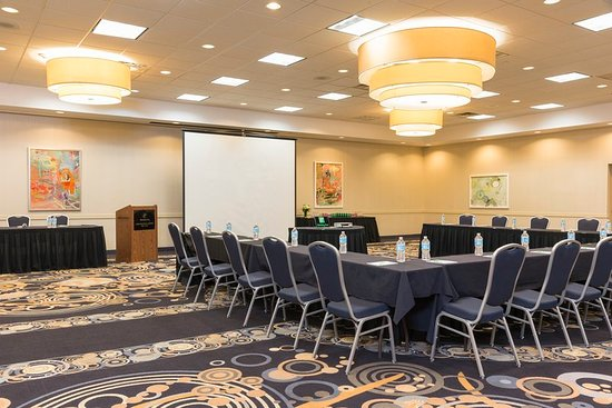 Meeting room picture of holiday inn chicago elk grove - Wyndham garden elk grove village o hare ...