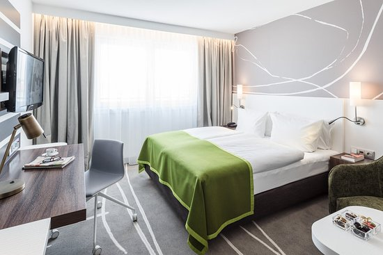 Holiday Inn Munich - City Centre: Guest room