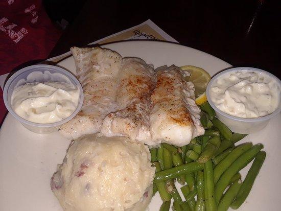 Cottage Grove, MN : Baked fish Friday