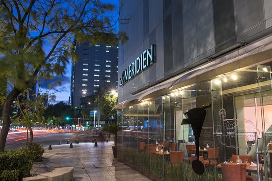 Le Meridien Mexico City: Exterior