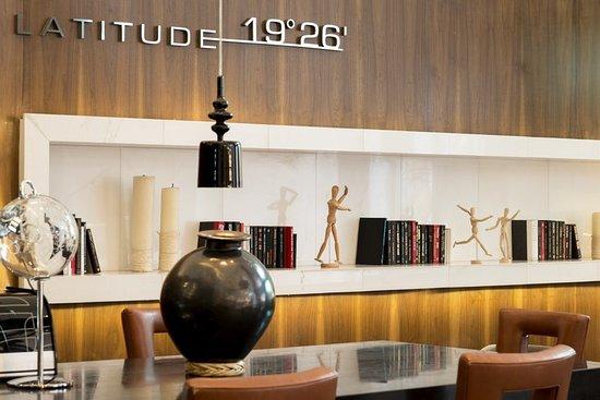 Le Meridien Mexico City: Bar/Lounge