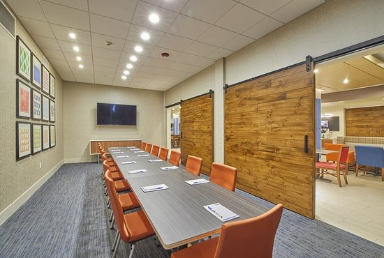 Hermiston, OR: Meeting room