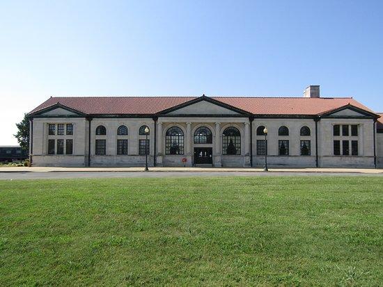 Historic RailPark & Train Museum
