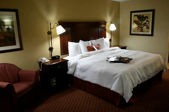 Jacobson Hotel: Guest room