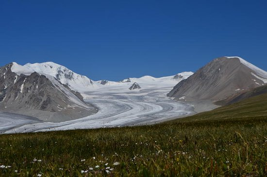 Montanha altai, passeios mongóis...