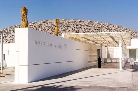 Abu Dhabi Tour: Sheik Zayed-moskeen...