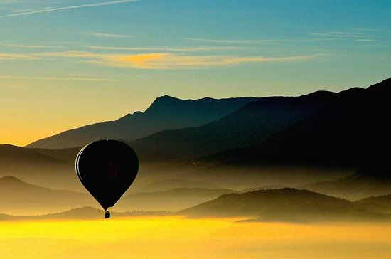 Private Hot air Balloon & Monserrat...