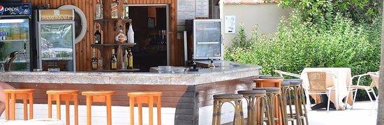 Linda Hotel: Bar/Lounge