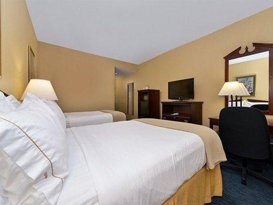 Jonesboro inn and suites recenzie a porovnanie cien for Media room guest bedroom