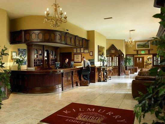 Castletroy, Irland: Lobby