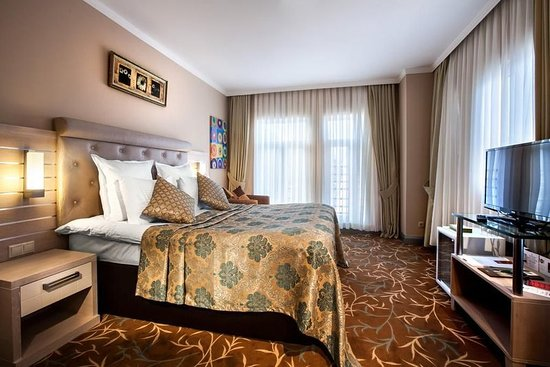 Orange County Resort Hotel Kemer: Guest room