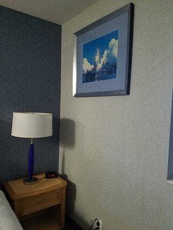 貝斯特韋斯特太空時代旅館張圖片