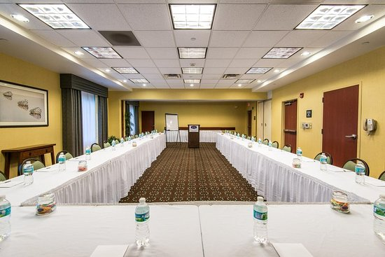 Hampton Inn & Suites Fort Myers - Colonial Blvd: Meeting room