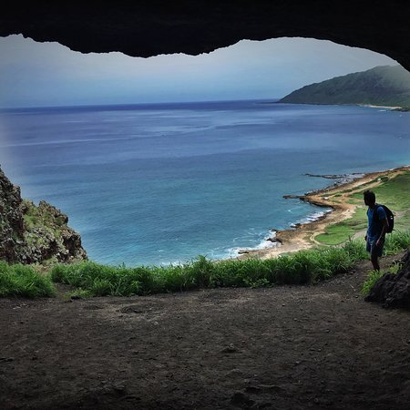 Kaneana Cave (Oahu) - 2019 All You Need to Know BEFORE You ... on acapulco beach map, maspalomas beach map, varadero beach map, nerja beach map, cottesloe beach map, mallorca beach map, puerto plata beach map, manresa beach map, rio de janeiro beach map, barcelona beach map, las palmas beach map, antalya beach map,