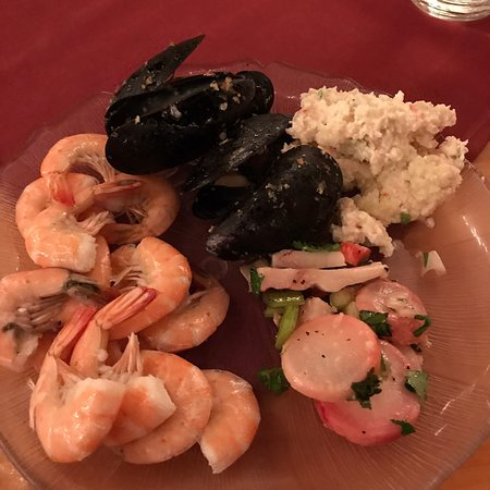 Chester, NY: Seafood Bar